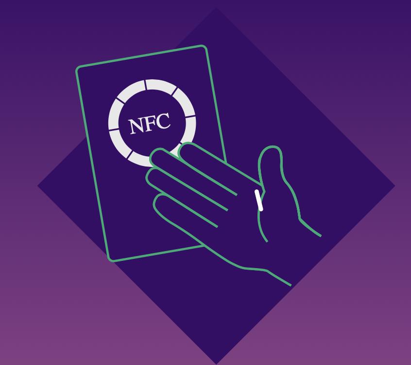 NFC-läsare